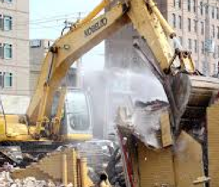 Commercial Do you need Commercial or Residential Demolition?